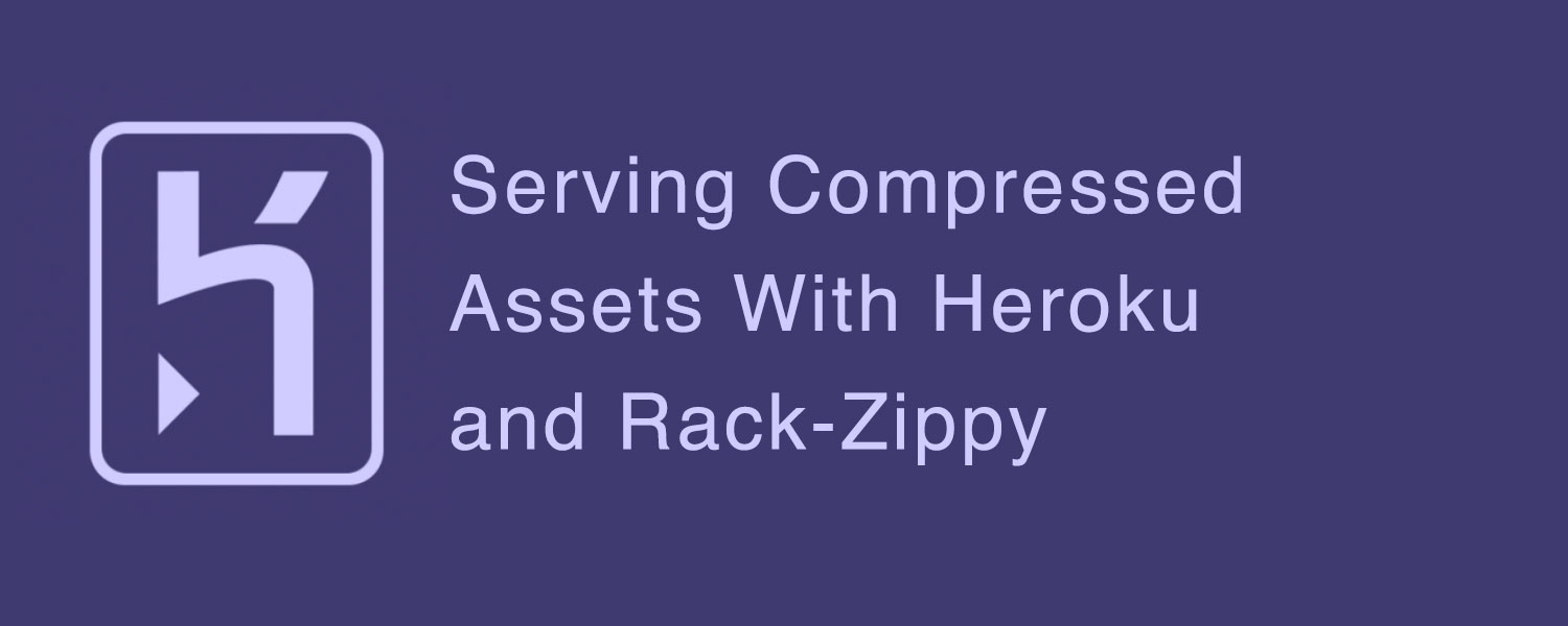 Serving-Compressed-Assets