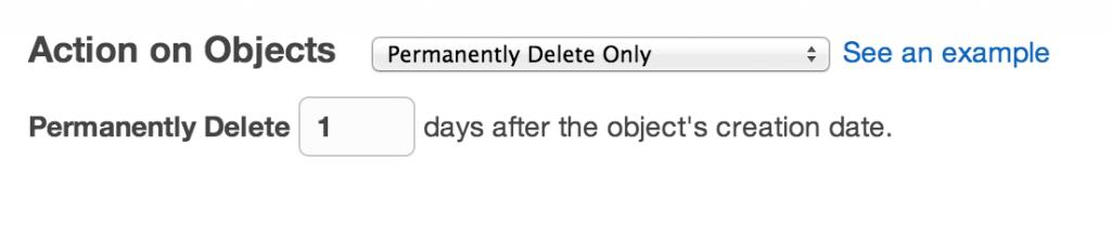 Delete Permanetely